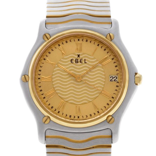 Ebel Classic Wave 34mm 1187f41 image 1