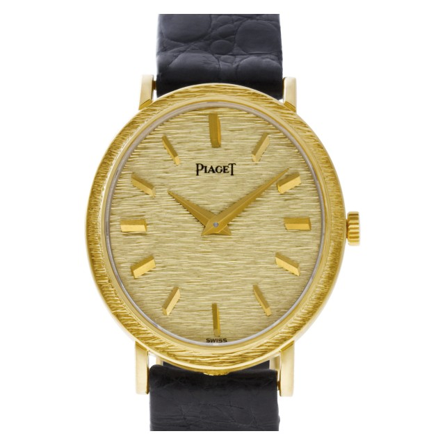 Piaget Oval 17mm 9821 image 1