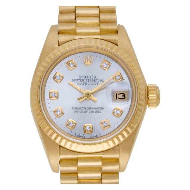 Rolex Datejust 6927 image 1