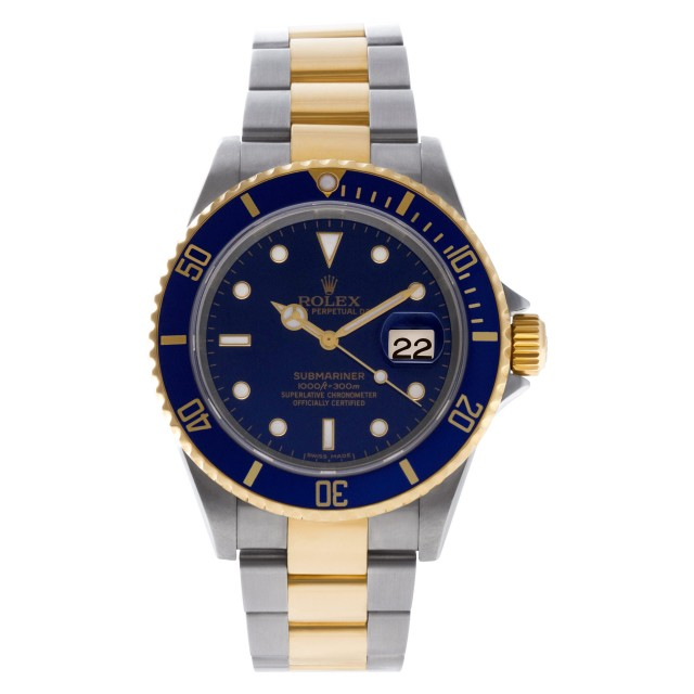 Rolex Submariner 16613 image 1