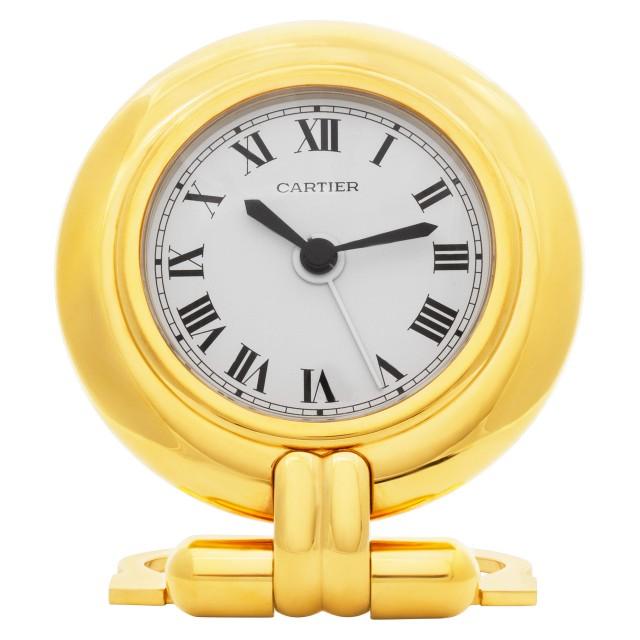 Cartier Desk Clock 78.5mm image 1