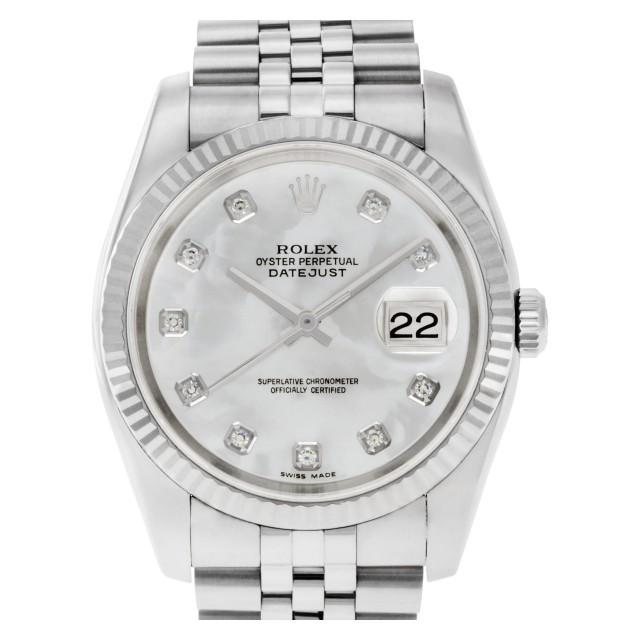 Rolex Datejust 116234 image 1