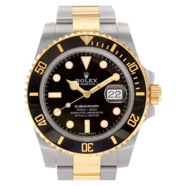 Unused Rolex Submariner 116613 image 1