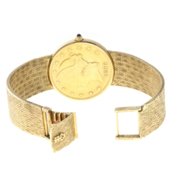 Corum $20 Coin $20 Coin image 4