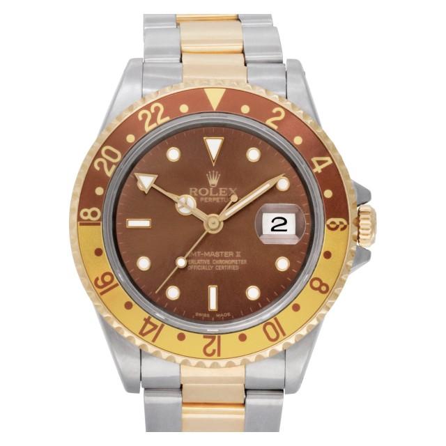 Rolex GMT-Master II 16713 image 1