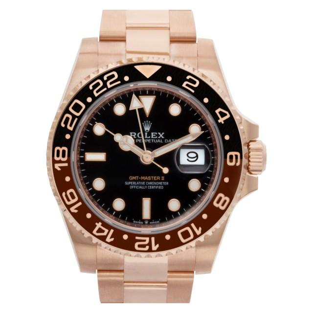 Unused Rolex GMT-Master II 126715chnr image 1