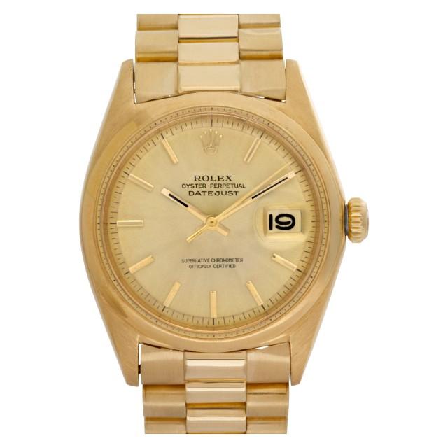 Rolex Datejust 1602 image 1