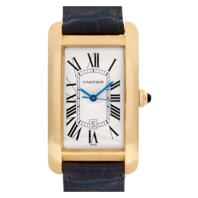 Cartier Tank Americaine W5603156 image 1