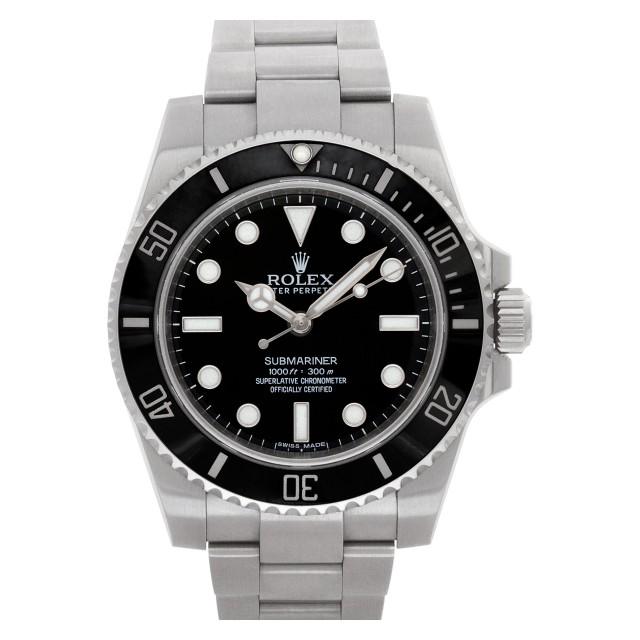 Rolex Submariner No Date 114060 image 1