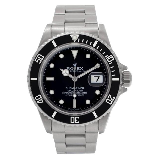 Rolex Submariner 16610 image 1