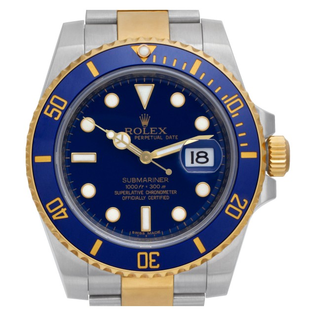 Rolex Submariner 40mm 116613 image 1