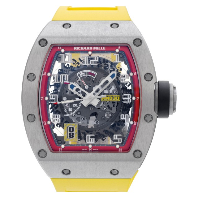 Richard Mille RM030 40mm RM030 AL RI/099 image 1