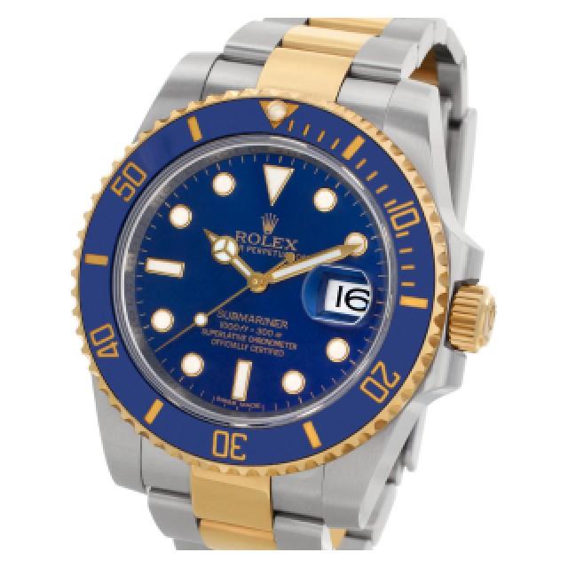 Rolex Submariner 116613 image 9