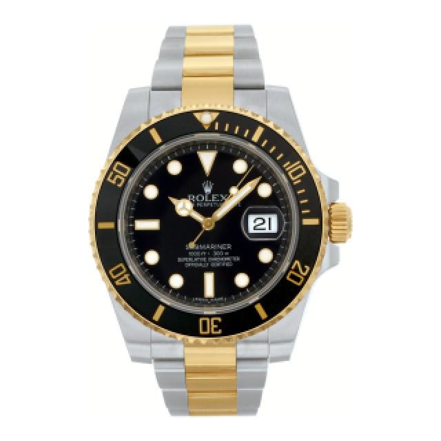 Unused Rolex Submariner 116613 image 2