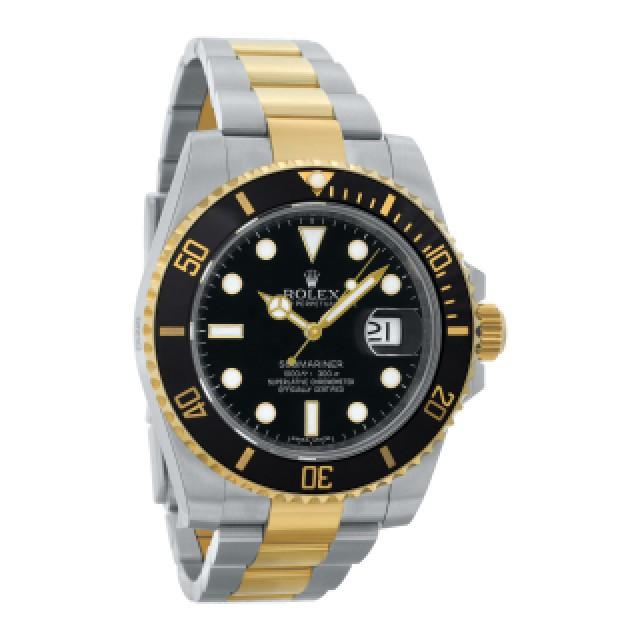 Unused Rolex Submariner 116613 image 4