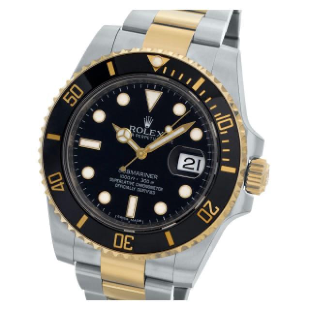 Unused Rolex Submariner 116613 image 7