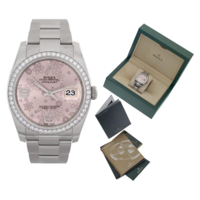 Rolex Datejust 116244 image 7