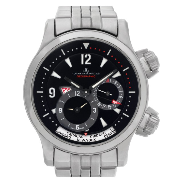 Jaeger LeCoultre Geographic Q1718470/4577 image 1