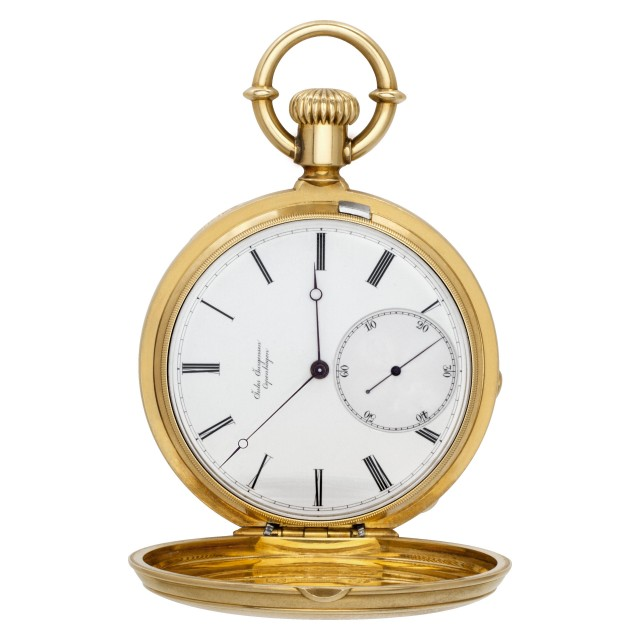 Jules Jurgensen pocket watch 54.5mm image 1