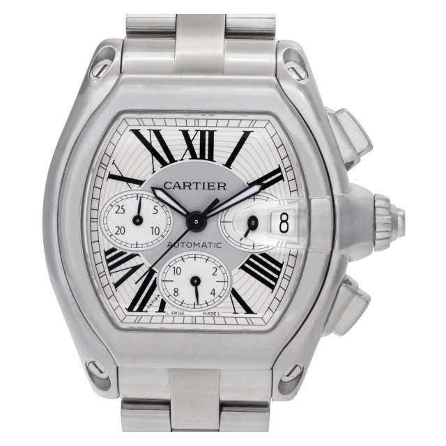 Cartier Roadster W62019X6 image 1