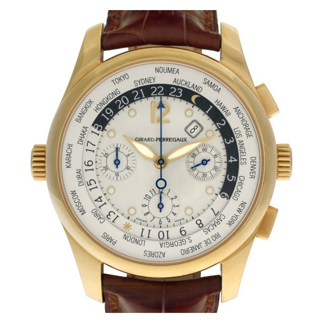 Girard Perregaux World Time 43mm 4980 image 1