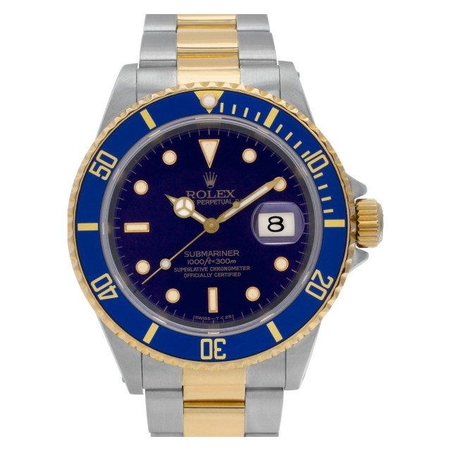 Rolex Submariner 40mm 16613 image 1