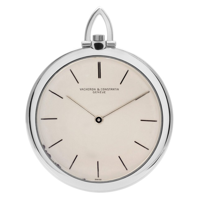 Vacheron Constantin pocket watch 46mm 4601 image 1