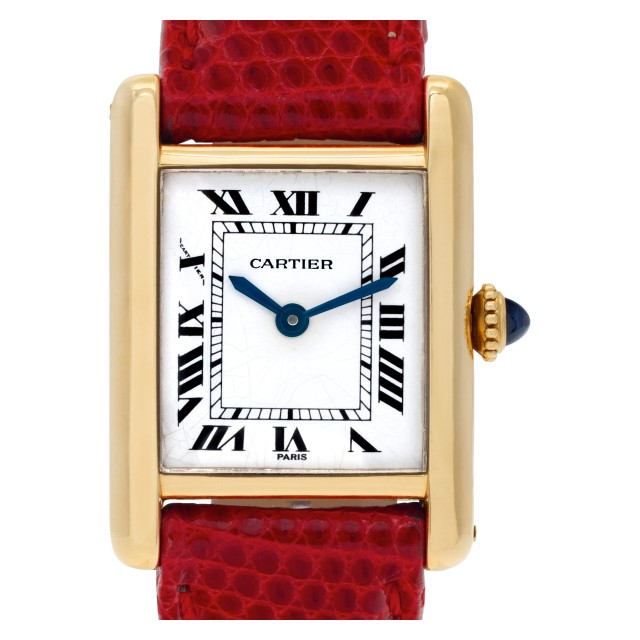 Cartier Tank 20mm image 1