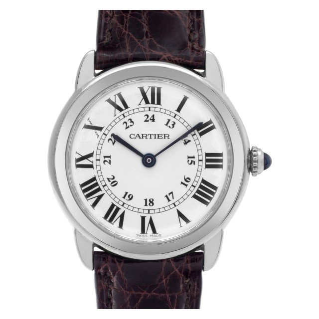 Ladies Cartier Ronde Solo 29mm W6700155 image 1