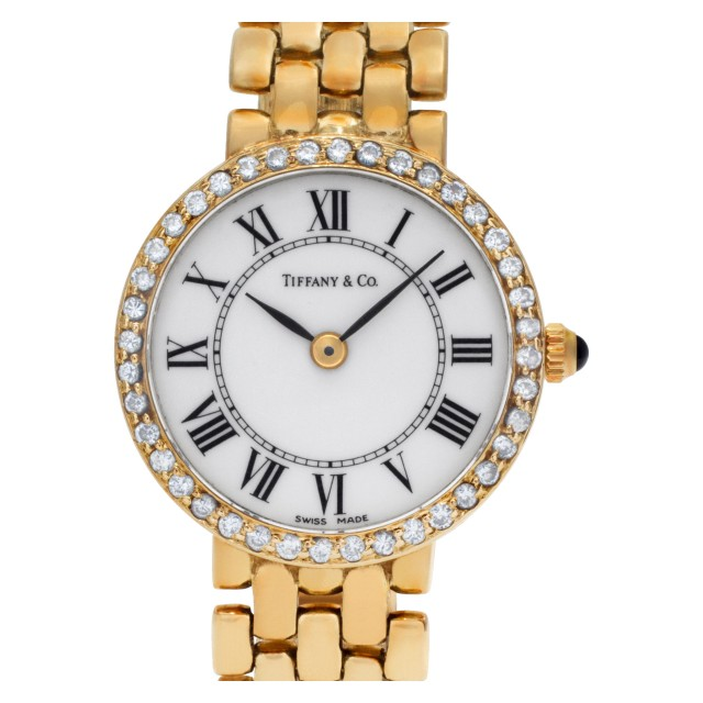 Ladies Tiffany & Co. Classic 22mm image 1