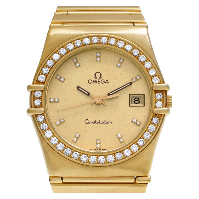 Omega Constellation 32mm 4961080 image 1
