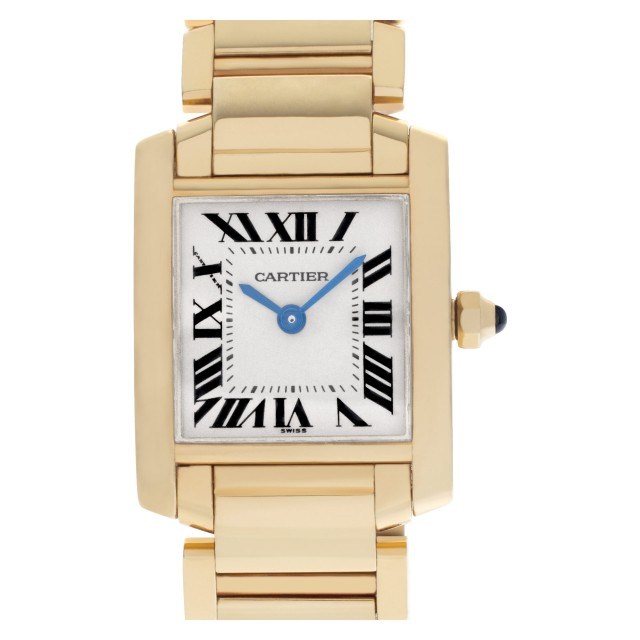 Cartier Tank Francaise 20mm W50002N2 image 1