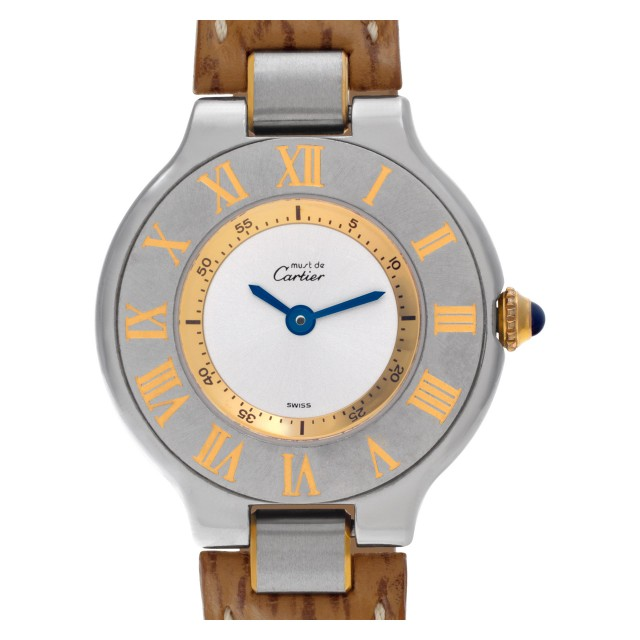 Ladies Cartier Must 21 28mm 1340 image 1