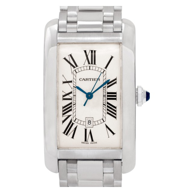 Cartier Americaine Tank 26mm W2605511 image 1