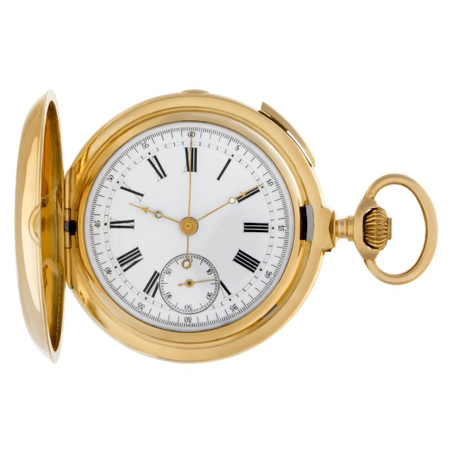 Swiss made pocket watch 52mm image 1