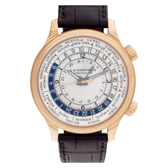 Chopard L.U.C. Time Traveler One 42mm 161942-5001 image 1