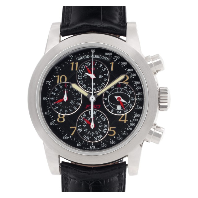 "Girard Perregaux Perpetual Calendar ""F50 Limited Edition"" 40mm 9025 image 1"