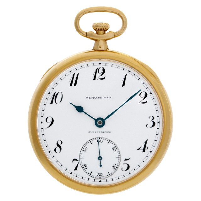 Patek Philippe pocket watch 45mm image 1
