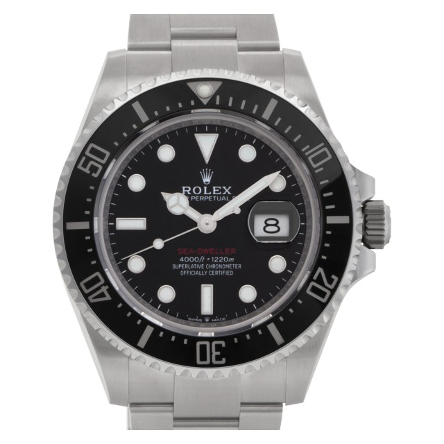 Unused Rolex Sea-Dweller 43mm 126600 image 1