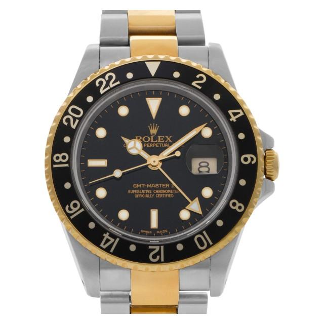 Rolex GMT-Master 40mm 16713 image 1