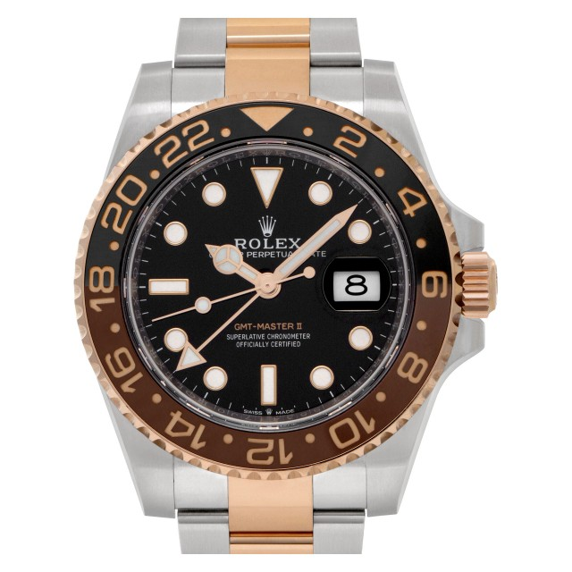 "Rolex GMT-Master ""Root Beer"" 40mm 126711 image 1"