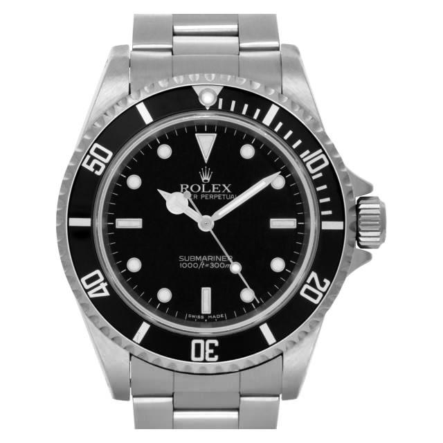 Rolex Submariner 40mm 14060M image 1