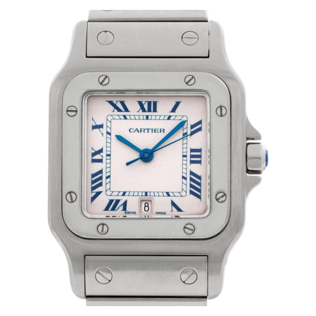 Cartier Santos 29mm w20018D6 image 1
