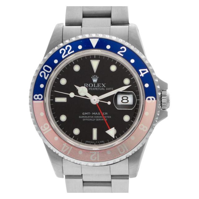 """Rolex GMT-Master """"Pepsi"""" 40mm 16700 image 1"""