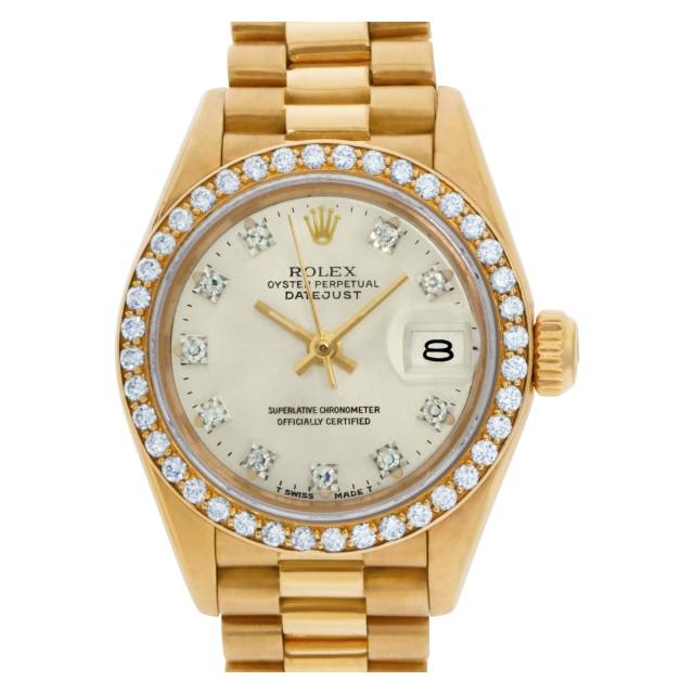 Ladies Rolex Datejust 26mm 69138 image 1