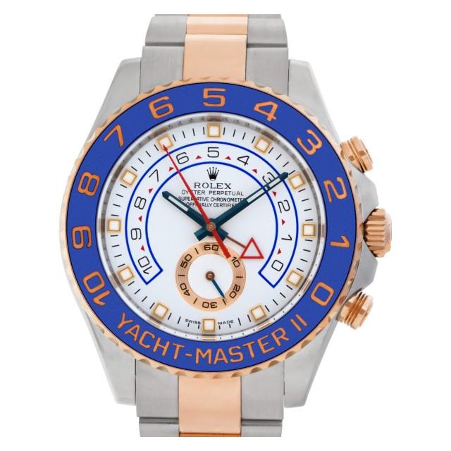 Unused Rolex Yacht-Master II 44mm 116681 image 1