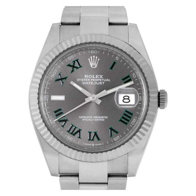 Rolex Datejust II 41mm 126334 image 1