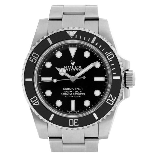 Rolex Submariner 40mm 114060 image 1