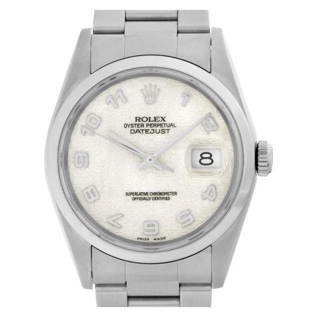 Rolex Datejust 36mm 16200 image 1