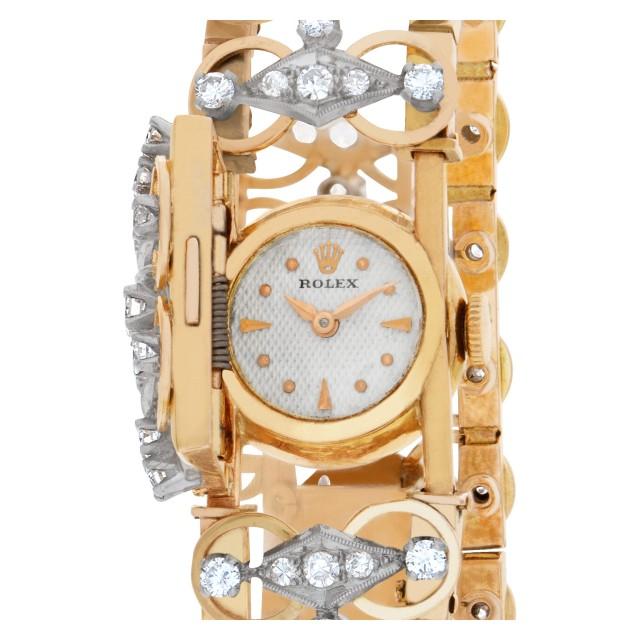 Ladies Rolex Classic 16mm 115 image 1